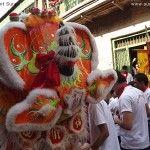 Chinese New Year Celebration With Lion Dance – Old China Town, Tiretta Bazar, Kolkata ( Calcutta )