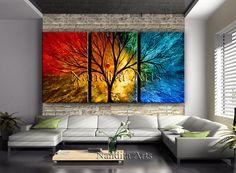 Thought Enhanced  Original Abstract Modern FINE ART by artgallerys, $1250.00