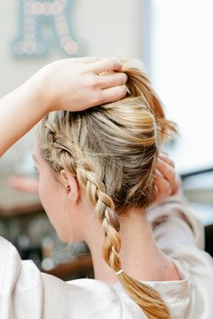 Diy bridesmaid hairstyles so quick and easy you wont believe you diy bridesmaid hairstyles so quick and easy you wont believe you can do them yourself solutioingenieria Choice Image