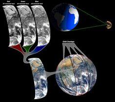 NASAが公開した「地球の超高解像度画像」誕生の秘密