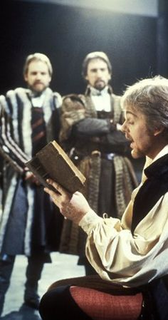 Directed by Rodney Bennett.  With Derek Jacobi, Claire Bloom, Patrick Stewart, Eric Porter. Hamlet suspects his uncle has murdered his father to claim the throne of Denmark and the hand of Hamlet's mother, but the prince cannot decide whether or not he should take vengeance.