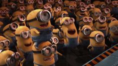 The CEO is equivalent to a celebrity. | Community Post: 30 Ways Interns Are Just Like Minions
