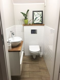 Wc Ideas & Wc wc ideas / wc design & wc & wc ideas downstairs loo & wc ideas & wcw quotes & wcw quotes woman & wcw woman crush wednesday & wc design modern</p> Small Downstairs Toilet, Small Toilet Room, Downstairs Bathroom, Wc Bathroom, Silver Bathroom, Bathroom Vanities, Bad Inspiration, Bathroom Inspiration, Bathroom Ideas
