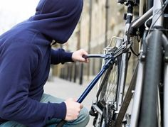 Learn how to secure your bike properly!  Bike thefts do occur on campus... here are some tips in securing your mode of transportation!!