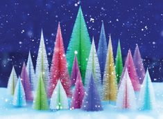 Personalised Charity Christmas Cards since Exclusive 2020 designs. Buy & personalise online today from Christmas Connections™ Corporate Christmas Cards, Charity Christmas Cards, Personalised Christmas Cards, Xmas Cards, Greeting Cards, Digi Stamps, Christmas Time, Trees, Colours