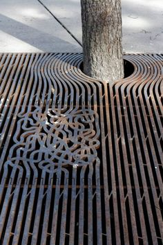 Fancy grate. Visit the slowottawa.ca boards >> http://www.pinterest.com/slowottawa/