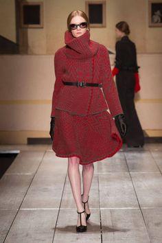 Laura Biagiotti Fall 2014 Ready-to-Wear Runway - Laura Biagiotti Ready-to-Wear Collection
