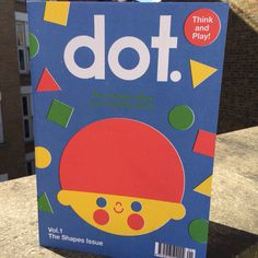 Our new kids mag for pre-schoolers. DOT. shop.anorakmagazine.com