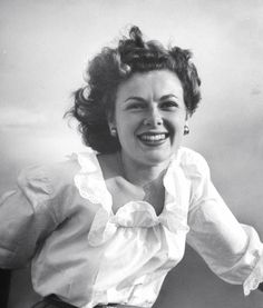 Barbara Hale, born in 1922 in DeKalb, Illinois.