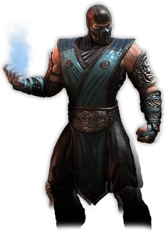 """Which classic """"Mortal Kombat"""" Character Are You? -I don't usually do these... but haha I got sub zero.-"""