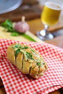 Pão de alho tradicional por Academia da carne Friboi                                                                                                                                                                                 Mais