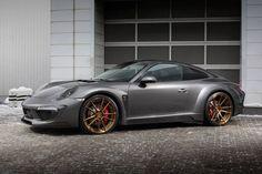 Nice Porsche 2017: Porsche Carrera 4S Stinger by TopCar - GTspirit Check more at http://24cars.top/2017/porsche-2017-porsche-carrera-4s-stinger-by-topcar-gtspirit/