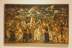 El fin del mundo, José Gutiérrez Solana. Painting, Art, End Of The World, Art Background, Painting Art, Kunst, Paintings, Performing Arts, Painted Canvas
