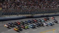 The Talladega Superspeedway is among Alabama's famous tourist attractions.
