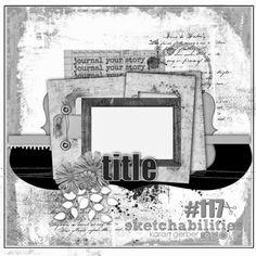 sketchabilities: Sketch Reveal #117-Design Team Reveal