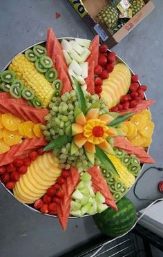 Best 10 Getting Creative with Fruits and Vegetables: 40 Cute Crea SkillOfKi FR. - Best 10 Getting Creative with Fruits and Vegetables: 40 Cute Crea SkillOfKi FRUITS - Party Food Platters, Veggie Platters, Food Trays, Veggie Tray, Fruit Trays, Fruit Snacks, Meat Trays, Keto Fruit, Meat Platter