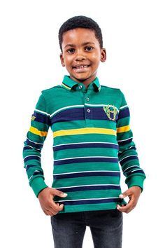 Junior Long Sleeve Shirt How To Look Classy, Little Man, Stripes Design, Men Looks, Well Dressed, Long Sleeve Shirts, Kids Fashion, Dads, Trousers