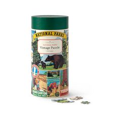 Vintage National Parks Puzzle | Puzzles, Indoor Activities | Uncommon Goods Best Christmas Presents, Christmas Fun, Holiday Gifts, Best Amazon Gifts, Secret Santa Gifts, Indoor Activities, Novelty Gifts, Root Beer, Thoughtful Gifts