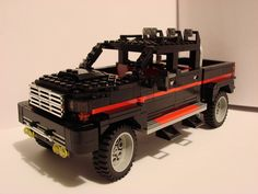 amazing lego trucks | Recent Photos The Commons Getty Collection Galleries World Map App ...