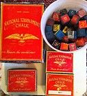 Huge Lot Vintage National Tournament Billiards CHALK Pool Sport unused And Other - http://awesomeauctions.net/bar-games/huge-lot-vintage-national-tournament-billiards-chalk-pool-sport-unused-and-other/
