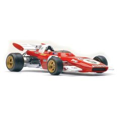 Ferrari 312B2 Mario Andretti 1971 1:43 by IXO