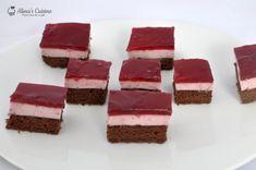 Prajitura cu mousse de visine — Alina's Cuisine Tiramisu, Mousse, Ethnic Recipes, Desserts, Projects To Try, Tailgate Desserts, Deserts, Moose, Dessert