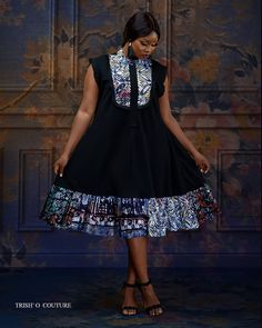 Short African Dresses, African Inspired Fashion, Latest African Fashion Dresses, African Print Dresses, African Print Fashion, African Print Dress Designs, African Traditional Dresses, African Attire, Classy Dress