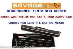 Savage gear xlnt2 road runner #travel rod #series sea coarse lure fishing #spinni,  View more on the LINK: 	http://www.zeppy.io/product/gb/2/400850996692/
