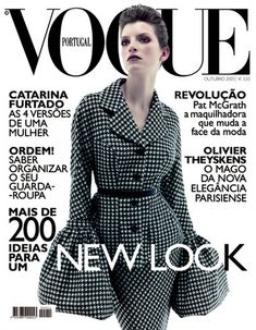 Vogue Portugal #12: Outubro de 2003