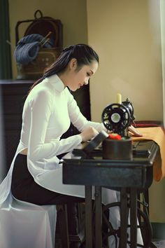 Vietnamese traditional dress - Aodai