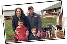 Meet the Hastings, dairy farmers from Burton, Ohio