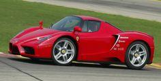 Baby Enzo Ferrari 2002