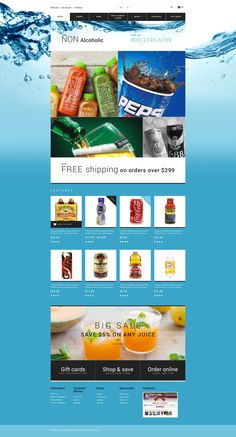 Food And Beverages OpenCart Theme http://www.templatemonster.com/opencart-templates/55261.html