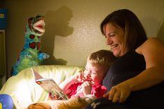 Lire une histoire avant l'heure du coucher : quels impacts sur le cerveau du jeune enfant ? RIRE.ctrq.qc.ca