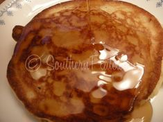 BEST PANCAKES EVER:       2 Cups All Purpose Flour OR GF flour     1 teaspoon baking soda     1 teaspoon salt     2 Tablespoons sugar     2 eggs     2 Cups Buttermilk*     Vegetable oil, butter, or margarine for cooking pancakes in. | Southern Plate