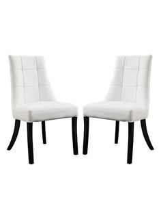 Noblesse Dining Chairs (Set of 2) by Pearl River Modern NY at Gilt