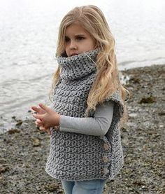 aura pullover (crochet) also in adult sizes