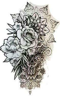 31 Stunning Bracelet Wrist Tattoo Designs For Guys Mandala Tattoo Design, Mandala Arm Tattoo, Forearm Flower Tattoo, Tattoo Designs, Forearm Sleeve Tattoos, Shoulder Tattoos, Leg Tattoos, Body Art Tattoos, Girl Tattoos
