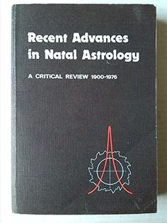 Recent advances in natal astrology: A critical review 190... https://www.amazon.co.uk/dp/B0000CP6D5/ref=cm_sw_r_pi_dp_x_qd5NybJ9R22NR