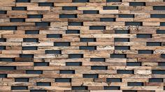 Design & Upcycling: Die Holz-Wandgestaltung TRAIN von Wonderwall Studios ist der robuste Outdoor-Cousin von Springs. Train wirft einige Formalitäten ab und wendet sich einer rauen Textur zu. Hier bietet die intensive natürliche...