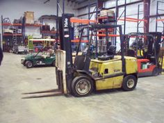 Heavy Equipment For Sale, Fork Lift, Organize, Organization, Getting Organized, Organisation, Tejidos