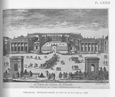 Versailles, entrance | Flickr - Photo Sharing!