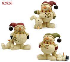 S/3 natal bonecos w/sino borlas no dia de natal-quadro-Artesanato popular-ID do produto:746327352...