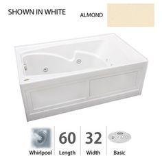 I sooo want a soaker tub..the jacuzzi would be a plus!