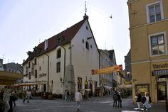 EE_070603 317 Viro Tallinnan Vana Turg Street View