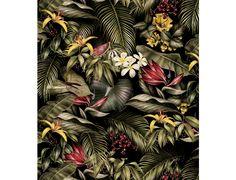 Violaine & Jérémy #jungle #pattern