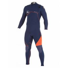 ff157b45c9 Black Orange Scuba Wetsuit
