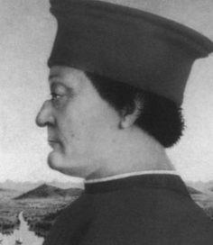 Никколо Макиавелли (fb2) | Федерико да Монтефельтро. Пьеро дета Франческа. Ок. 1465 г.