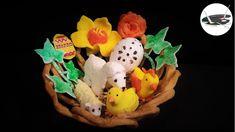 Wielkanocne ozdoby z masy cukrowej - Pomysły plastyczne dla każdego