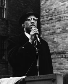 Malcolm X: A Search for Truth, exhibition at the Schomburg Center for Research in Black Culture Malcolm X, Black Leaders, Human Rights Activists, By Any Means Necessary, Civil Rights Movement, African American History, Black Power, Black People, Black Is Beautiful